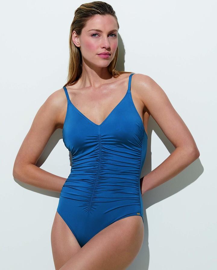 TRIUMPH Womens Solid Splashes W Bikini Top