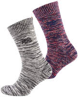 Superdry Big Hiker Socks Double Pack