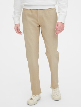 Gap Garment-Dyed Slim Jeans