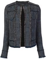 Elie Tahari tweed jacket