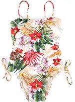 Lygia E Nanny Kids - printed swimsuit - kids - Polyamide/Spandex/Elastane - 2 yrs