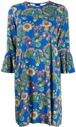 La DoubleJ 24/7 Thistle Print Dress
