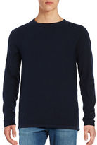 Selected Ribbed Cotton Sweater