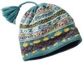 L.L. Bean Womens Turtle Fur Hat, Lady Fair Isle