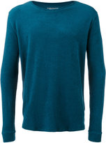 Majestic Filatures French terry sweater - men - Cotton/Modal - M