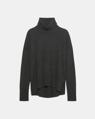 Theory Karenia Turtleneck Sweater in Cashmere