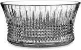 Waterford Lismore 12-Inch Diamond Cut Crystal Centerpiece Bowl