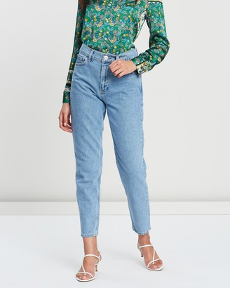 Mng 80s Mom Jeans