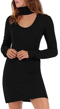 Pam & Gela Choker Mini Dress