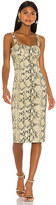 Capulet Lola Bustier Bodycon Dress