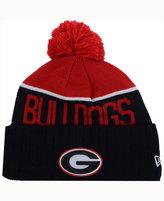 New Era Georgia Bulldogs Sport Knit Hat