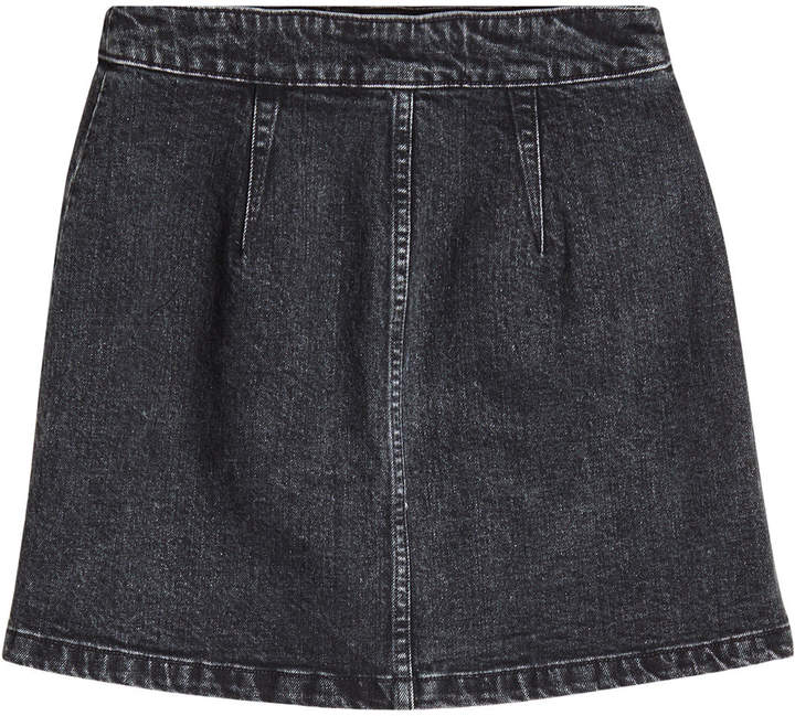 Rag & Bone Isabel Denim Skirt