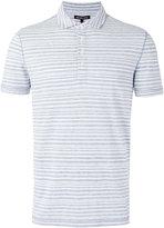 Michael Kors striped polo shirt - men - Cotton - S