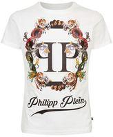 Philipp Plein Double P Printed T-shirt