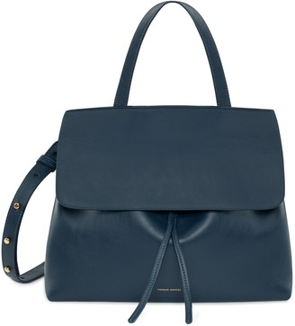 Mansur Gavriel Calf Mini Lady Bag - Blu