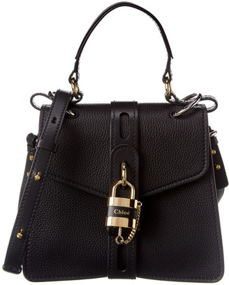 Chloé Aby Day Small Leather Shoulder Bag