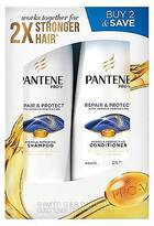 Pantene Dual Pack Repair and Protect Shampoo + Conditioner - 24.6 oz