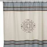 Hotel Collection Landon 72-Inch x 72-Inch Fabric Shower Curtain