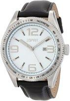 Esprit Men's ES104121002 Verdugo Black Analog Watch