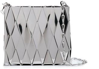 Paco Rabanne Metallic Tile Shoulder Bag