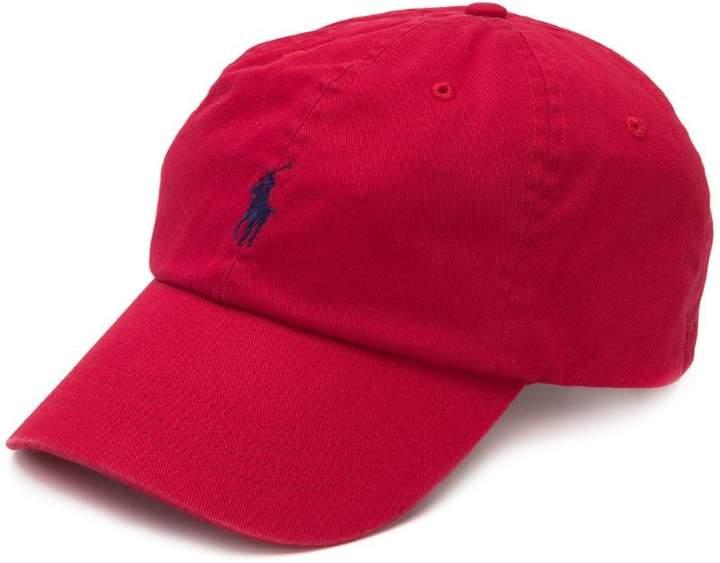 9366583c Polo Ralph Lauren Red Men's Hats - ShopStyle
