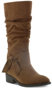 Kenneth Cole Little & Big Girls Chloe Twist Boots