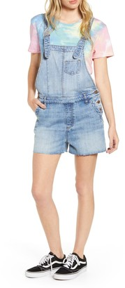 STS Blue Denim Short Overalls