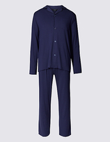 David Gandy For Autograph Modal Silk Long Sleeve Pyjamas