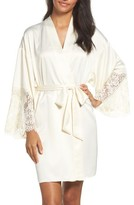 Flora Nikrooz Women's Erin Charm Short Robe