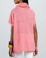 Eileen Fisher Picnic Wrap Scarf