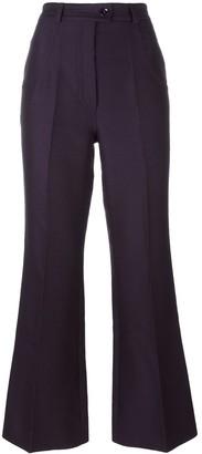 Nina Ricci Flared Trousers