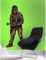 Star Wars Chewbacca lifesize sticker