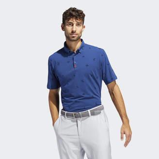 adidas Adipure Premium Novelty Polo Shirt