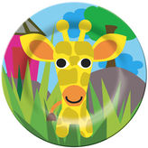 French Bull NEW Jungle Series Plate Giraffe