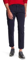Mason Flat Front Solid Pant