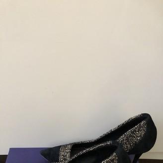 Jean-Michel Cazabat Jean Michel Cazabat \N Black Tweed Heels