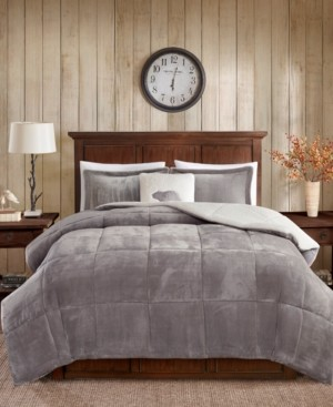Woolrich Alton 4-Pc. King Comforter Set Bedding