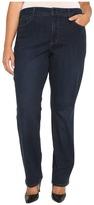 NYDJ Plus Size - Plus Size Marilyn Straight Jeans in Verdun Women's Jeans