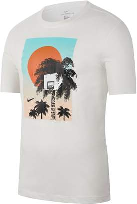 Nike Hoops Paradise Graphic T-Shirt