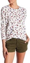 Joie Feronia Cashmere Floral Sweater