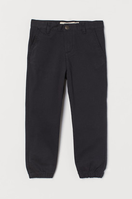 H&M Cotton twill chinos