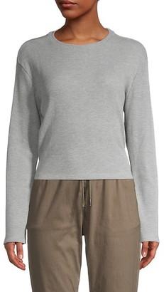 RD Style Crewneck Long Sleeve Knit Top