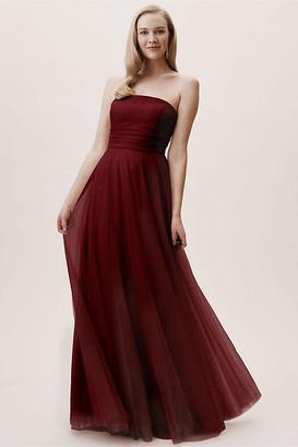 Jenny Yoo Ryder Dress By in Purple Size 18