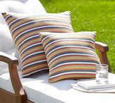 Pottery Barn Sunbrella®; Newport Stripe Indoor/Outdoor Pillow