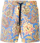 Etro paisley print swim shorts - men - Nylon - M