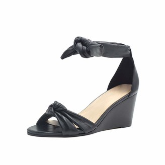 Kaanas womens Belem With Double Knot Wedge Sandal