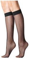 Fogal Fishnet Knee-High Socks