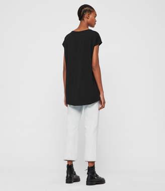 AllSaints Marble Cori T-Shirt