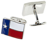 Roundtree & Yorke Texas Flag Cuff Links