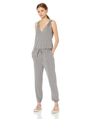 The Luna Coalition Women's Ariana Jumpsuit Grey Medium